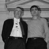 Иван Зеленцов и Алекандр Шведов
