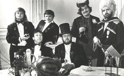 Орден куртуазных маньеристов.