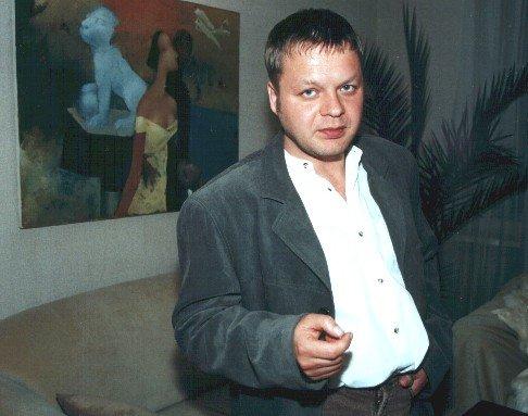 Вадим Степанцов.
